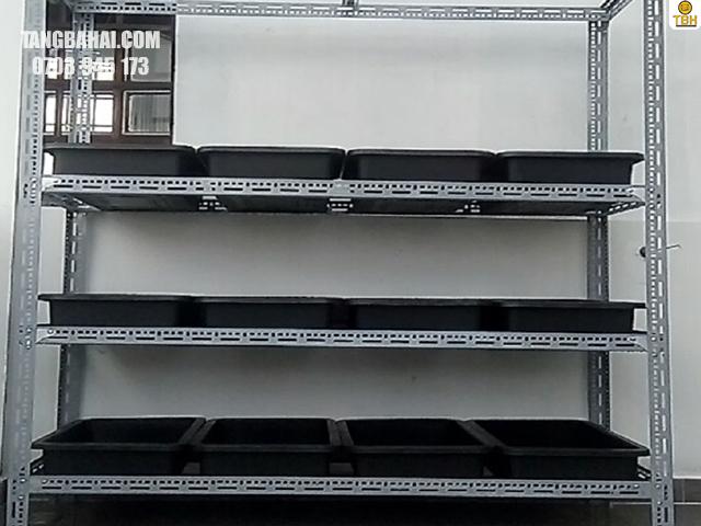 Chọn mua kệ sắt v lỗ tại Hóc Môn uy tín nhất