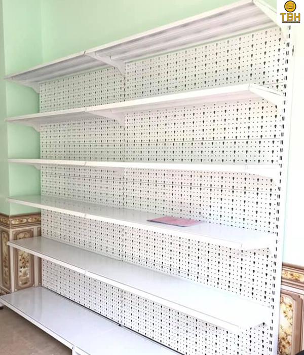 Ưu điểm của kệ siêu thị tại Quận 7