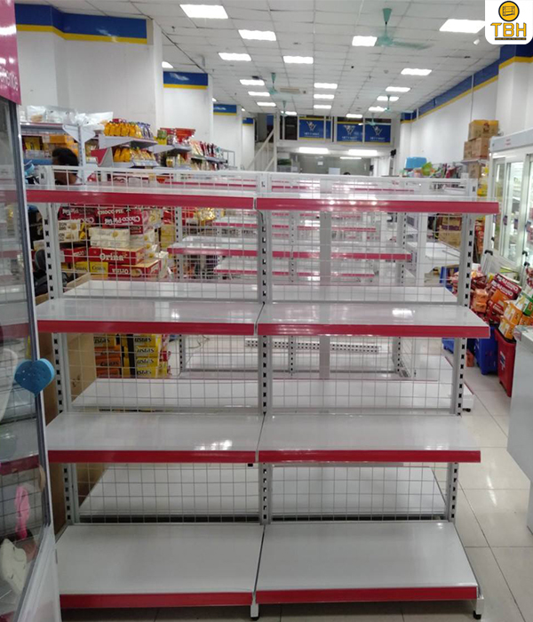 Mẫu kệ siêu thị tại quận 7 được ưa chuộng nhất