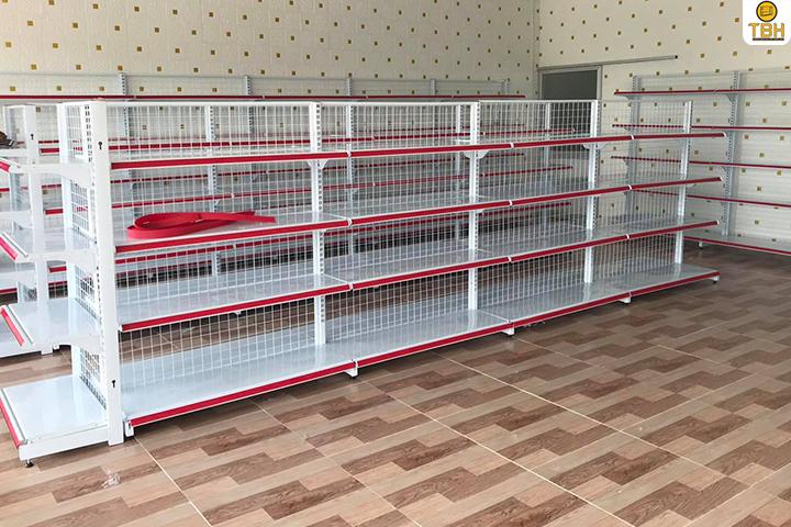 Độ dài của kệ siêu thị tại Quận 8 chất lượng