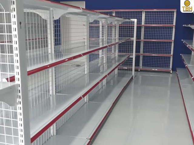 Địa chỉ cung cấp kệ siêu thị tại Quận 2 giá rẻ