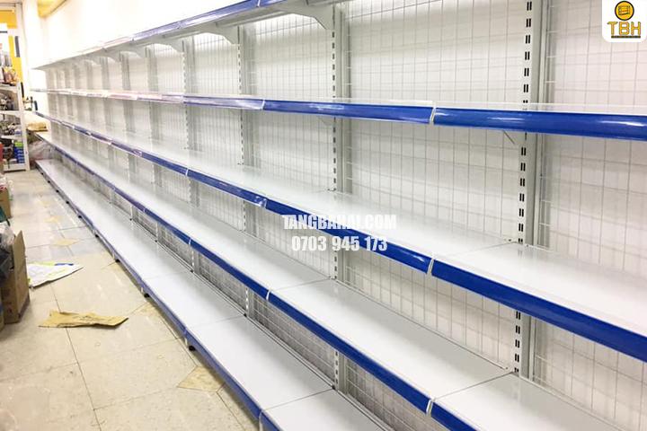 Chọn mua kệ siêu thị tại Quận 5 phù hợp với nhu cầu sử dụng