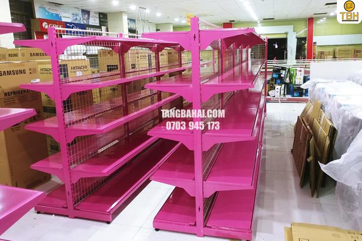Công ty cung cấp kệ siêu thị tại Quận 5 giá rẻ nhất TPHCM