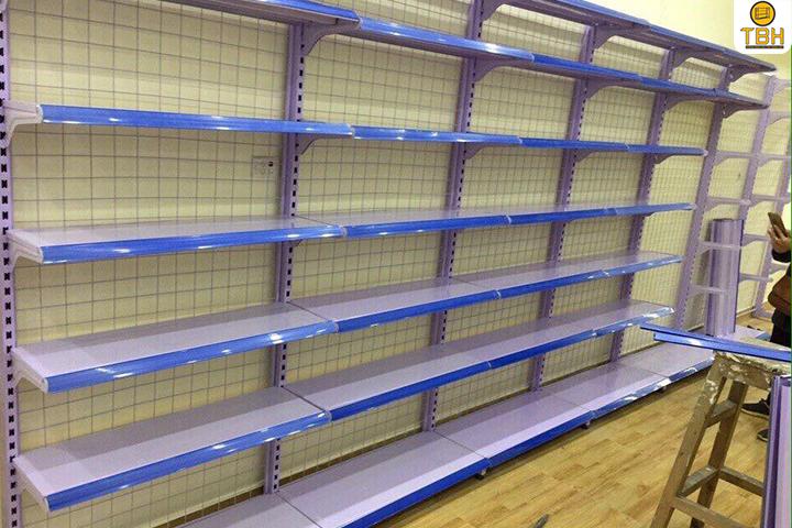 Báo giá kệ siêu thị tị Quận 6 mới nhất năm 2021